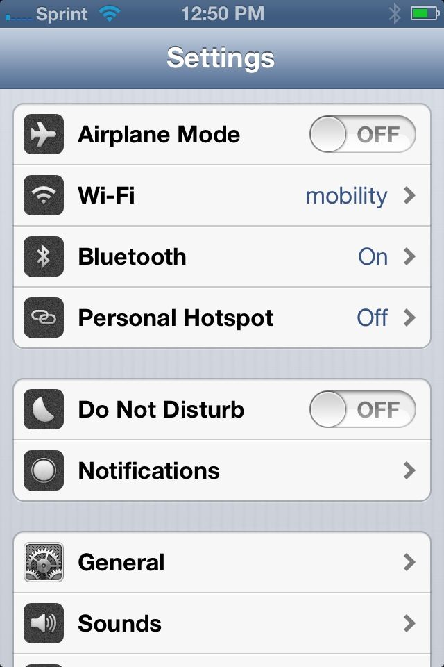 How to How to Setup iPhone Hotspot With Mac Recipe