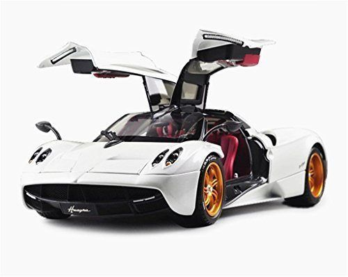 118-Welly-GTAUTOS-Pagani-Huayra-Diecast-Model-Car-New-in-Box-White-by-Welly-0