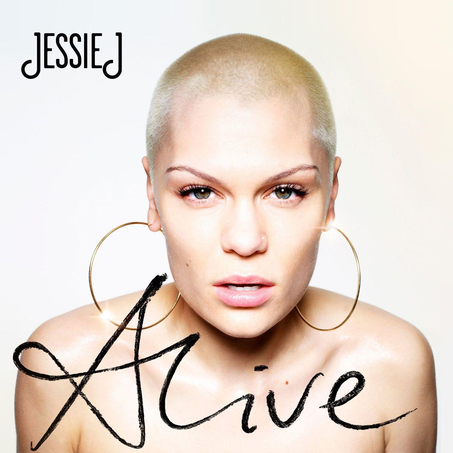 Resultado de imagem para jessie j alive album