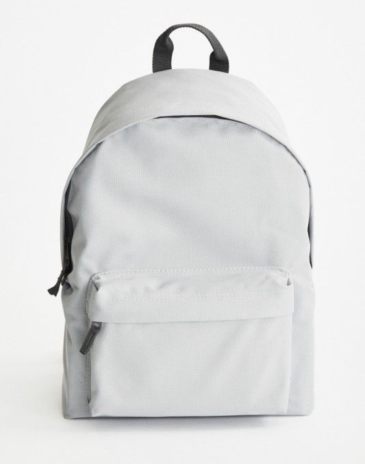 6f261e8971 The Idle Man Backpack Grey - BLACK FRIDAY SALE NOW ON!!!