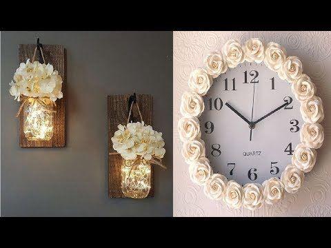 Mira las hermosas decoraciones que puedes hacer en tu casa con poco