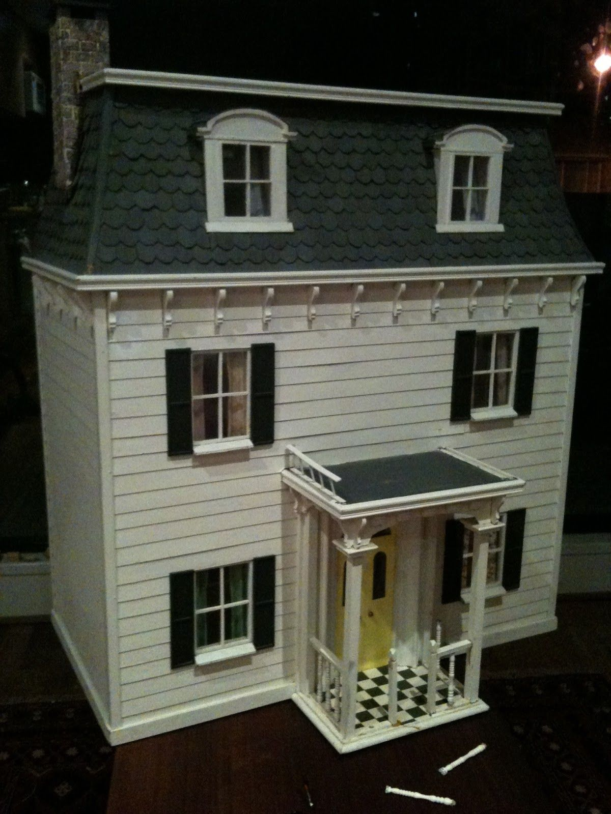 A blog about doll houses, interior design, architecture, furniture ...