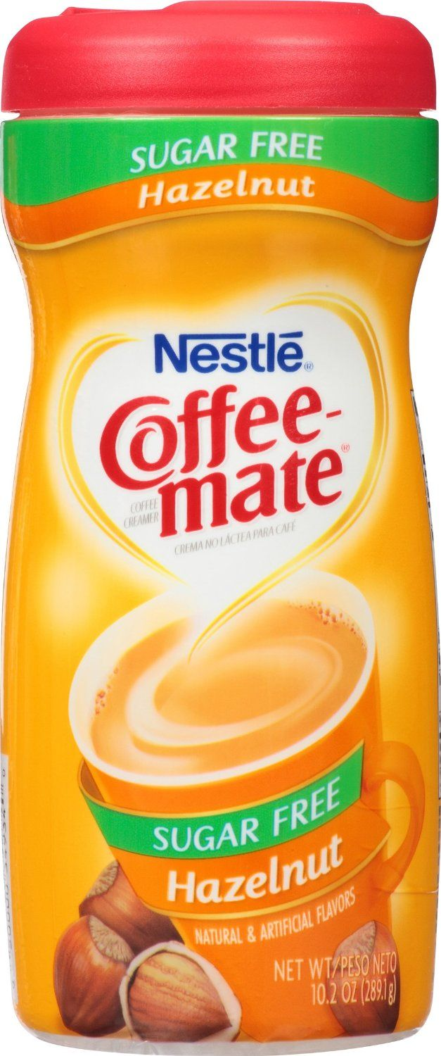 Sugar Free Hazelnut Powder Coffee Creamer, I use the off