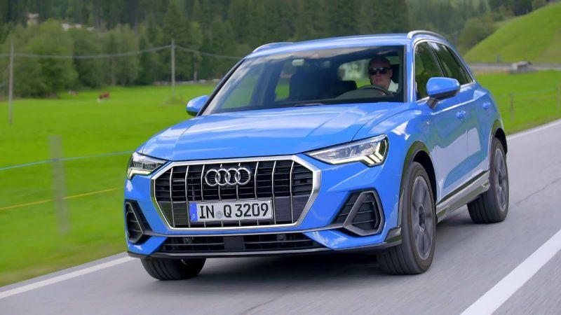 2019 Audi Q3 Turbo Blue Audi Q3 Audi Audi Q