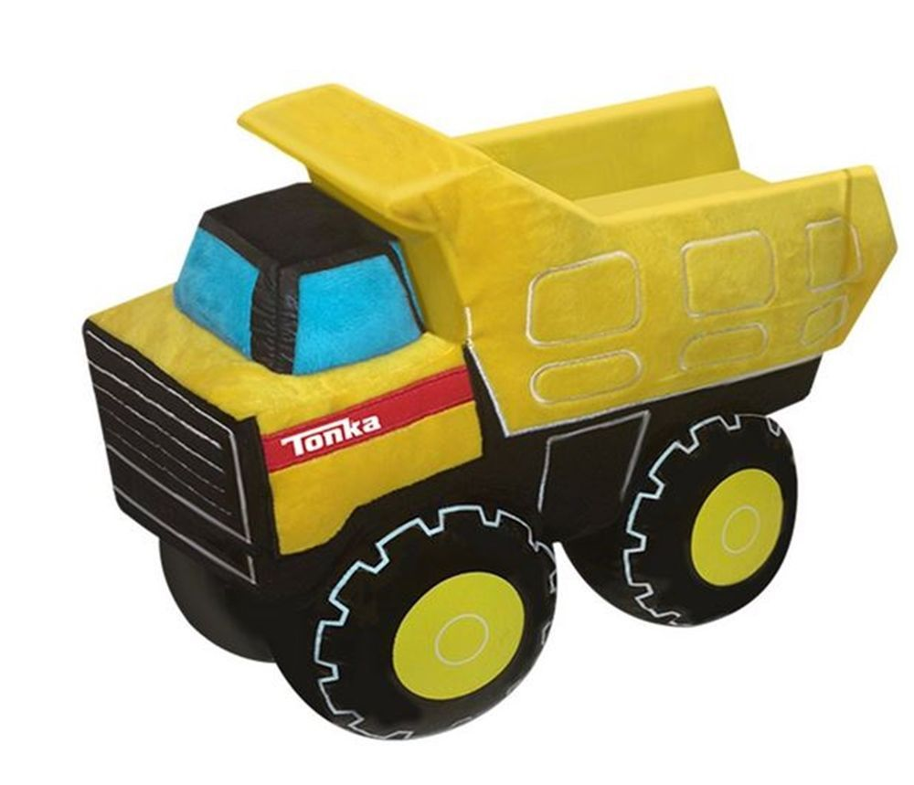 Tonka Truck Children S Plush Soft Decorative Dump Truck