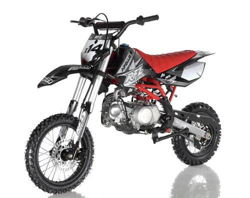 New Arrival Apollo Db X14 125cc Dirt Bike Semi Auto Double Spar Frame Pit Bike 125cc Dirt Bike Dirt Bikes For Kids