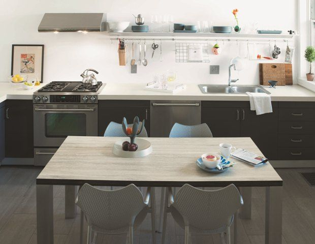 How To Resurface Laminate Countertops #DIY