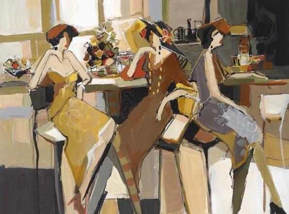 Society Trio by Isaac Maimon