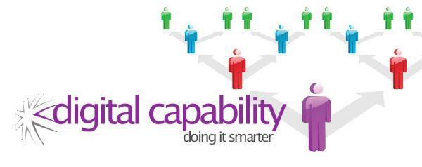 This month's Digital Capability - Doing it Smarter eUpdate is now available
