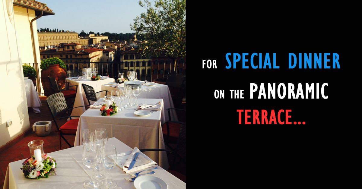 Touch Florence invite you to join us for an incredible culinary and sensory experience on the historic terrace of the Tornabuoni No. 1 Tower, which offers stunning views of the city.