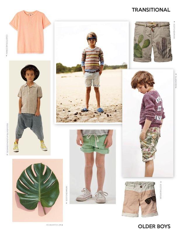 Spring Summer 2017 Kidswear Trend Magazine Book