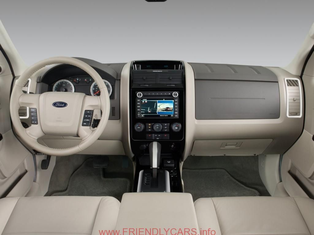 Awesome 2009 Ford Escape Interior Car Images Hd 2010 Ford Escape