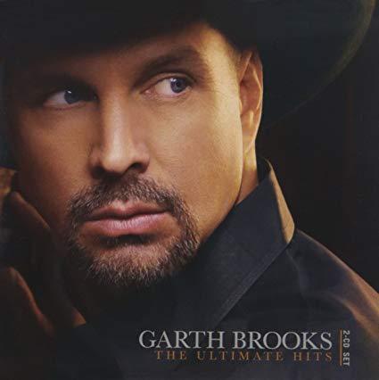 Garth Brooks Garth Brooks The Ultimate Hits Amazon Com Music Garth Brooks Garth Steve Wariner