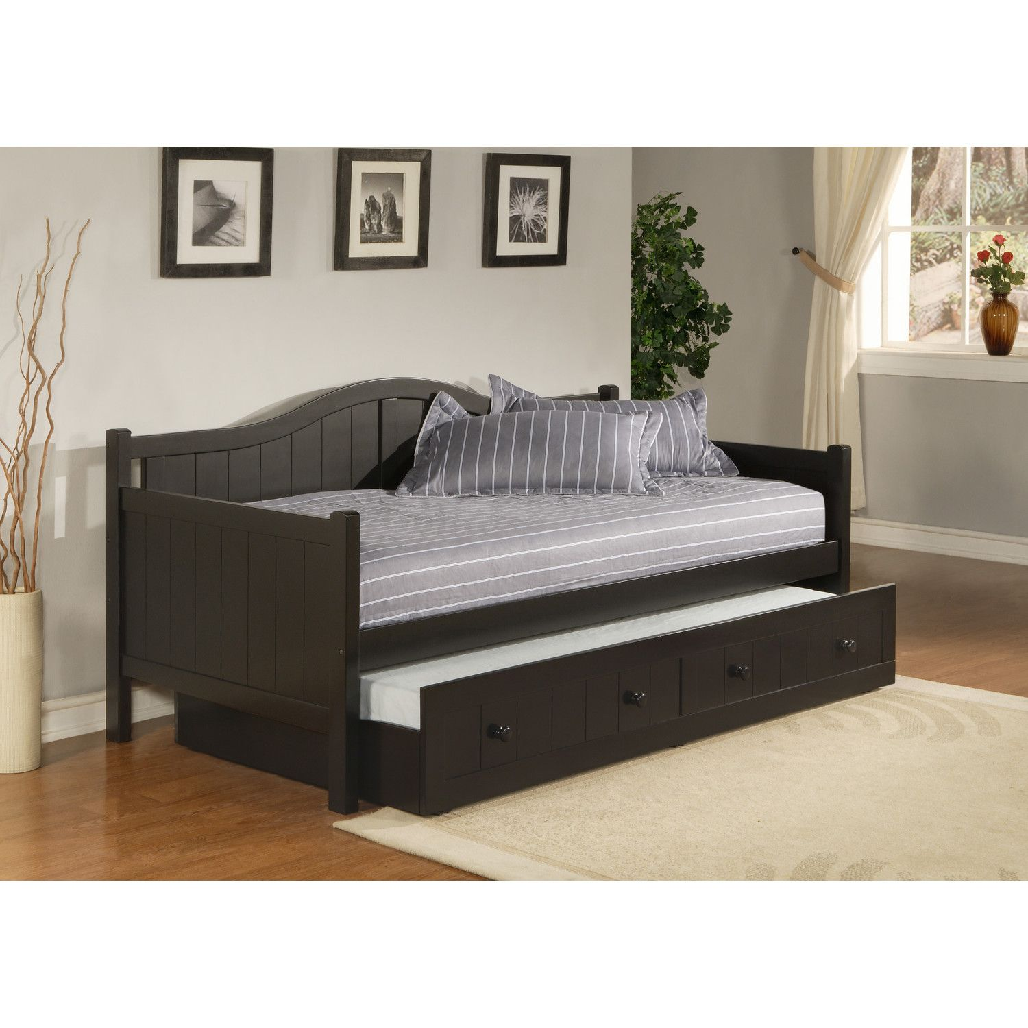 daybed frame for full size mattress departamento pinterest