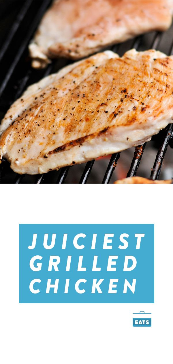 Grilled Boneless Chicken Breasts images