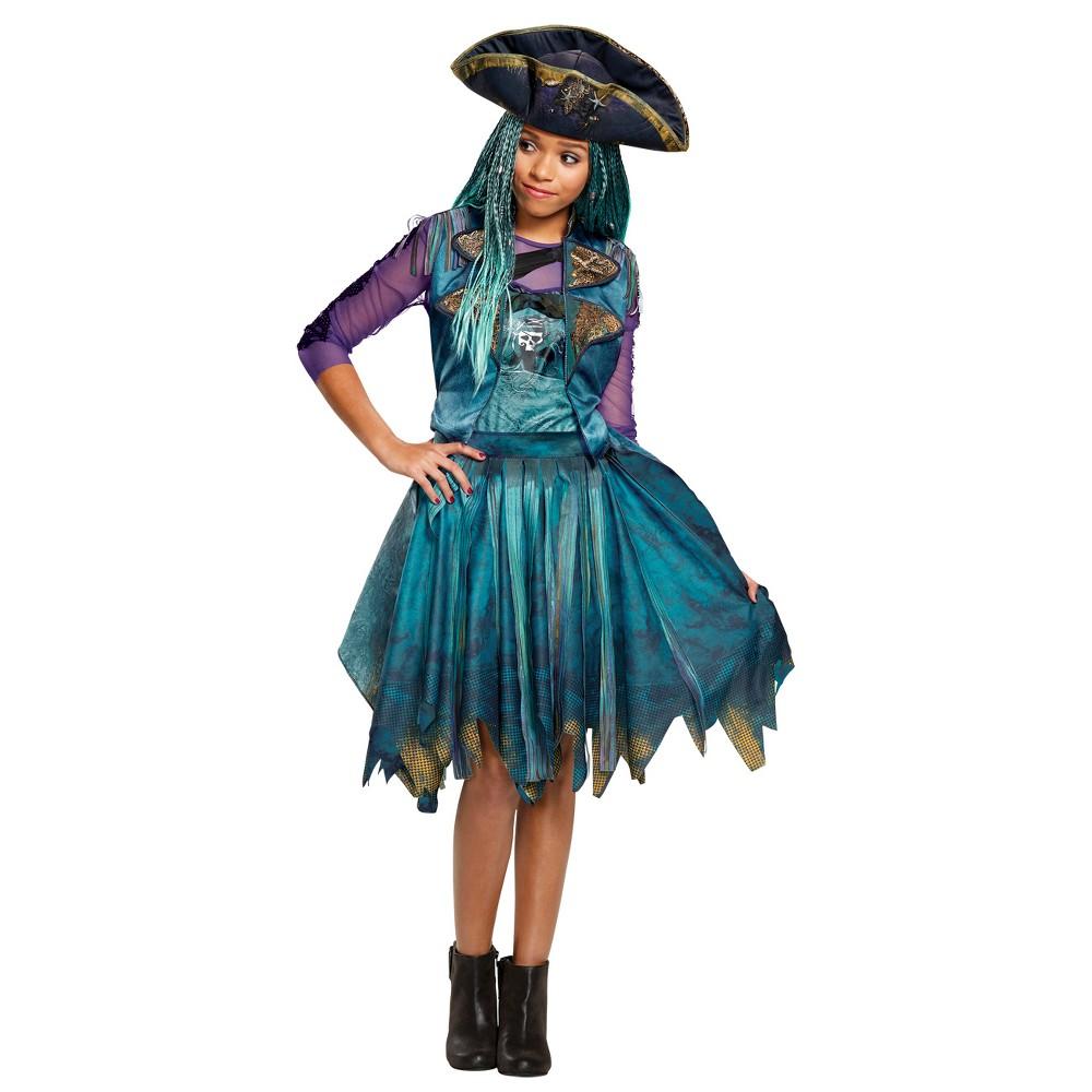 Halloween Disney Descendants Uma Classic Isle Girls\' Costume S ...
