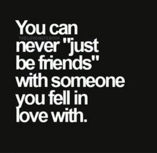 Or Someone That Was Never In Love With You To Begin With True Quote