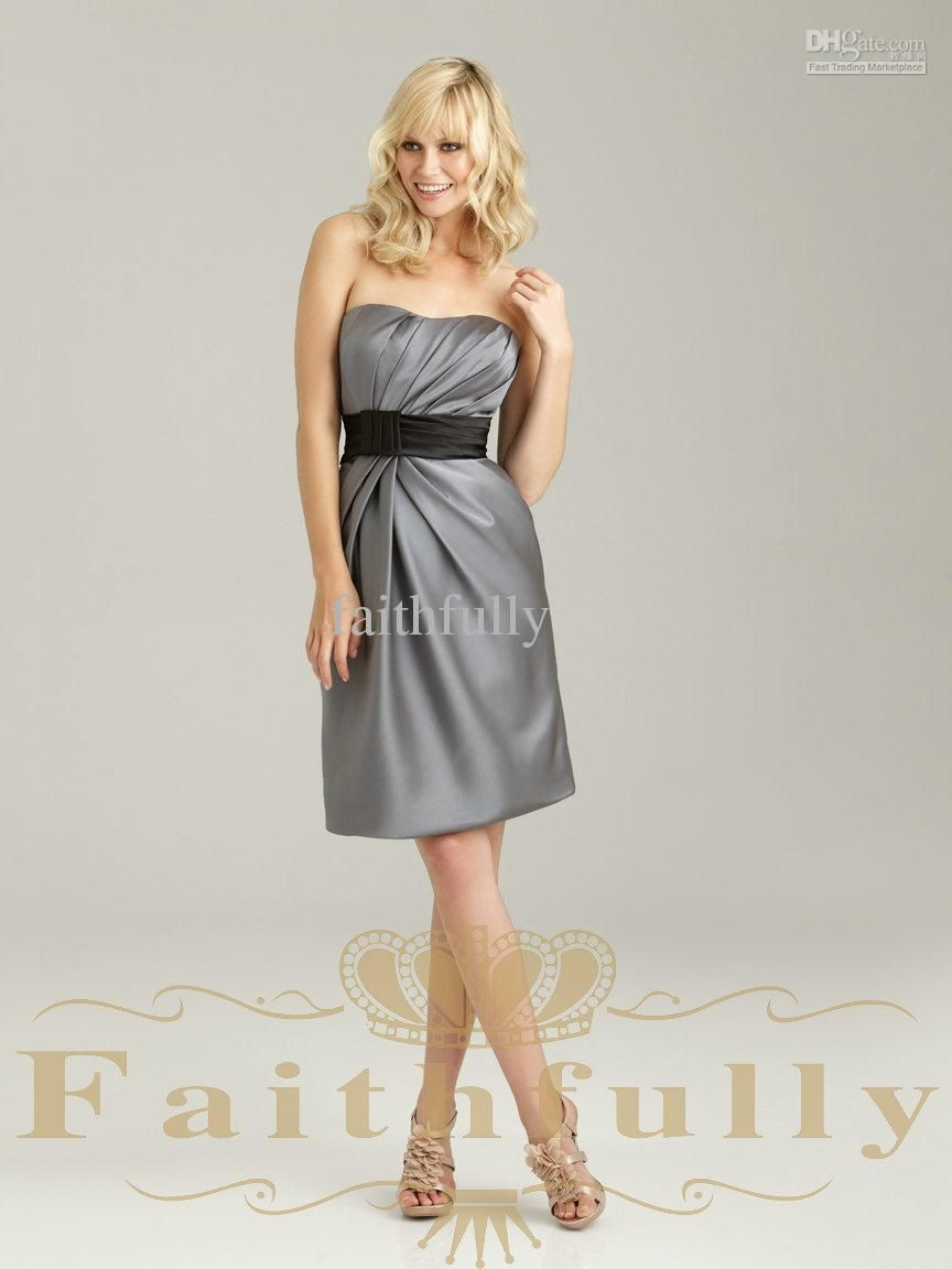 Slate gray bridesmaid dresses mrs pinterest grey bridesmaid slate gray bridesmaid dresses ombrellifo Image collections