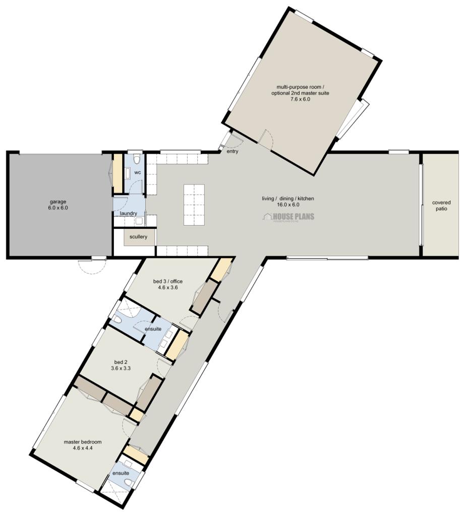 Zen Homes Lifestyle 4 House Plans New Zealand Ltd House Plans New House Plans New Zealand Architecture