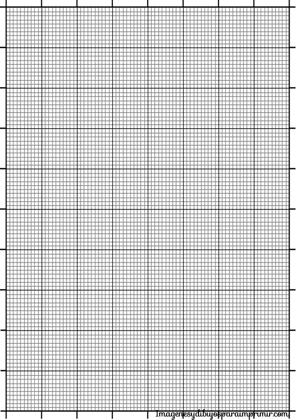Papel Milimetrado Para Imprimir Paper Printable Papel