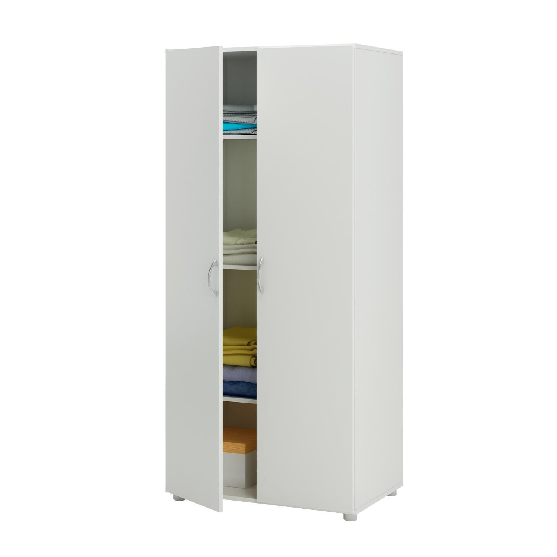 Skříň 2dveřová 175062 bílá - Skříně - IDEA nábytek