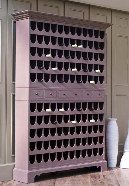 chalon wine rack jenny idees wine rack large wine racks wine rh pinterest co uk