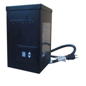 portfolio 300watt 14volt multitap landscape lighting transformer with digital timer - Volt Landscape Lighting