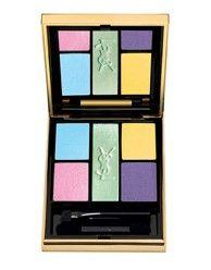 Sombra Paleta 5 Colores numero 13 de Yves Saint Laurent.  ¡Simplemente preciosa, y simplemente Imprescindible!