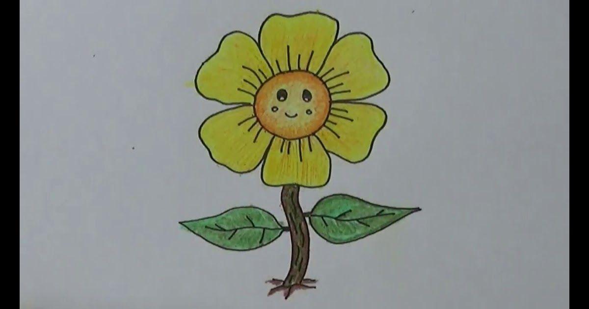 Terbaru 30 Sketsa Bunga Hewan Belajar Cara Menggambar Kartun Dengan Pensil Dengan Mudah Menggambar Bunga Di 2020 Lukisan Bunga Lukisan Bunga Matahari Cara Menggambar
