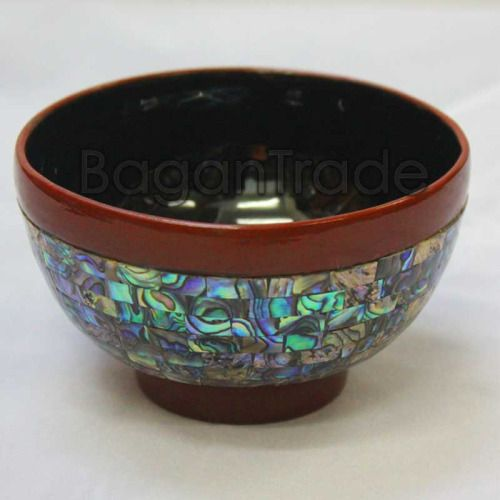 Myanmar Lacquer Products Are Famous In The Myanmar Handicrafts