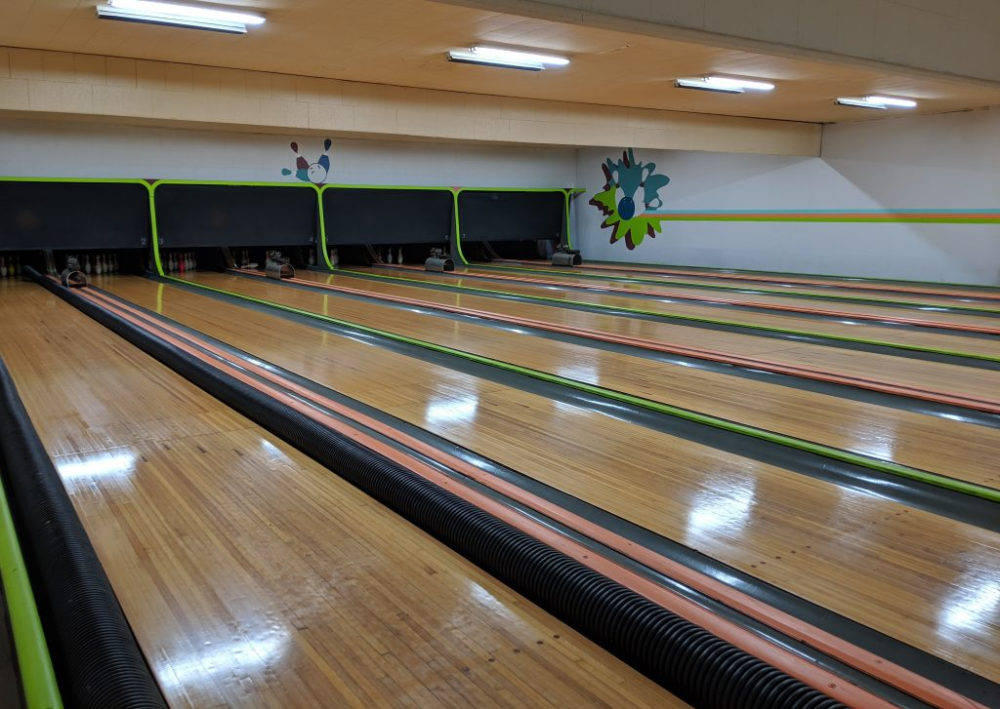 Bowling Alley Liquidation Auction Real Estate Personal Property Kyle Kelso Auctions In 2020 Personal Property Liquidation Auction Real Estate