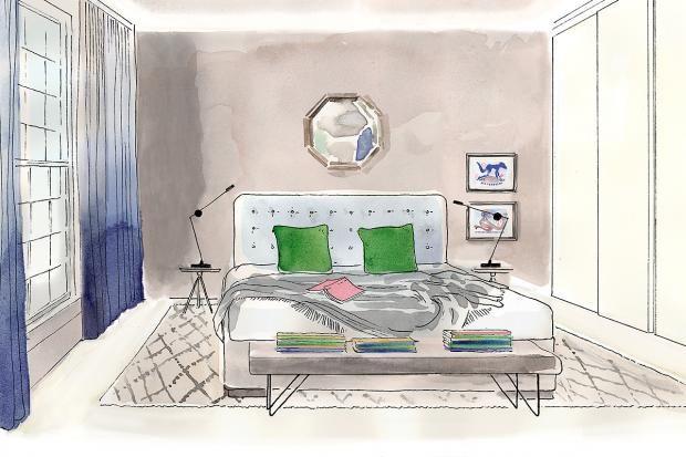 Schlafzimmer einrichten Ideen zum Gestalten und Wohlfühlen Der - das richtige bett schlafzimmer
