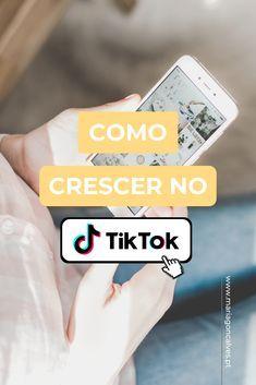 4 Truques para crescer no TikTok - Maria Gonçalves