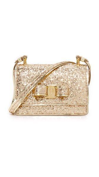 3027ec1aa6 Salvatore Ferragamo Ginny Shoulder Bag