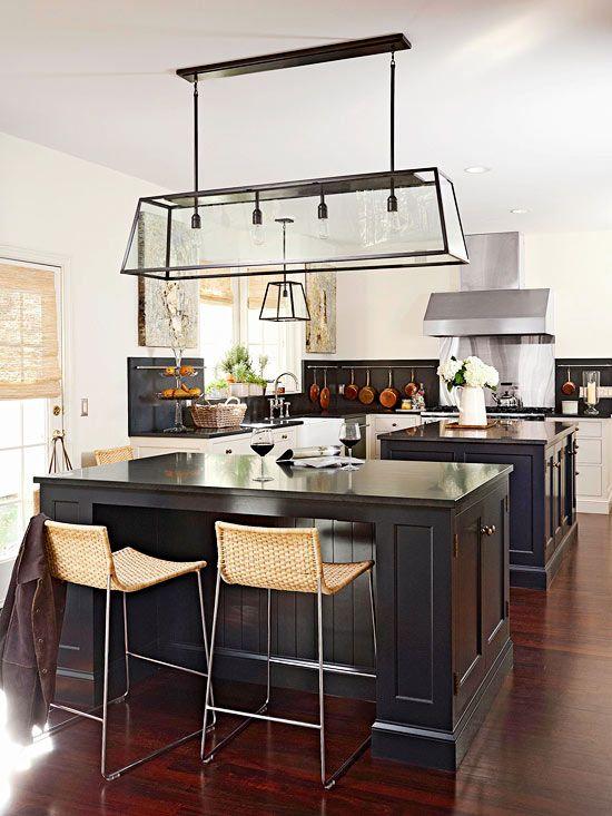 Kitchen Decorating | Blue Modern Kitchen | Pinterest | Cucine ...