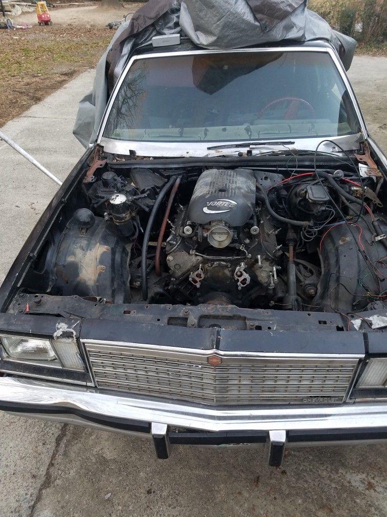 5 3 LS swap | Chevy Malibu Classic | Ls swap, Engine swap, Ls engine