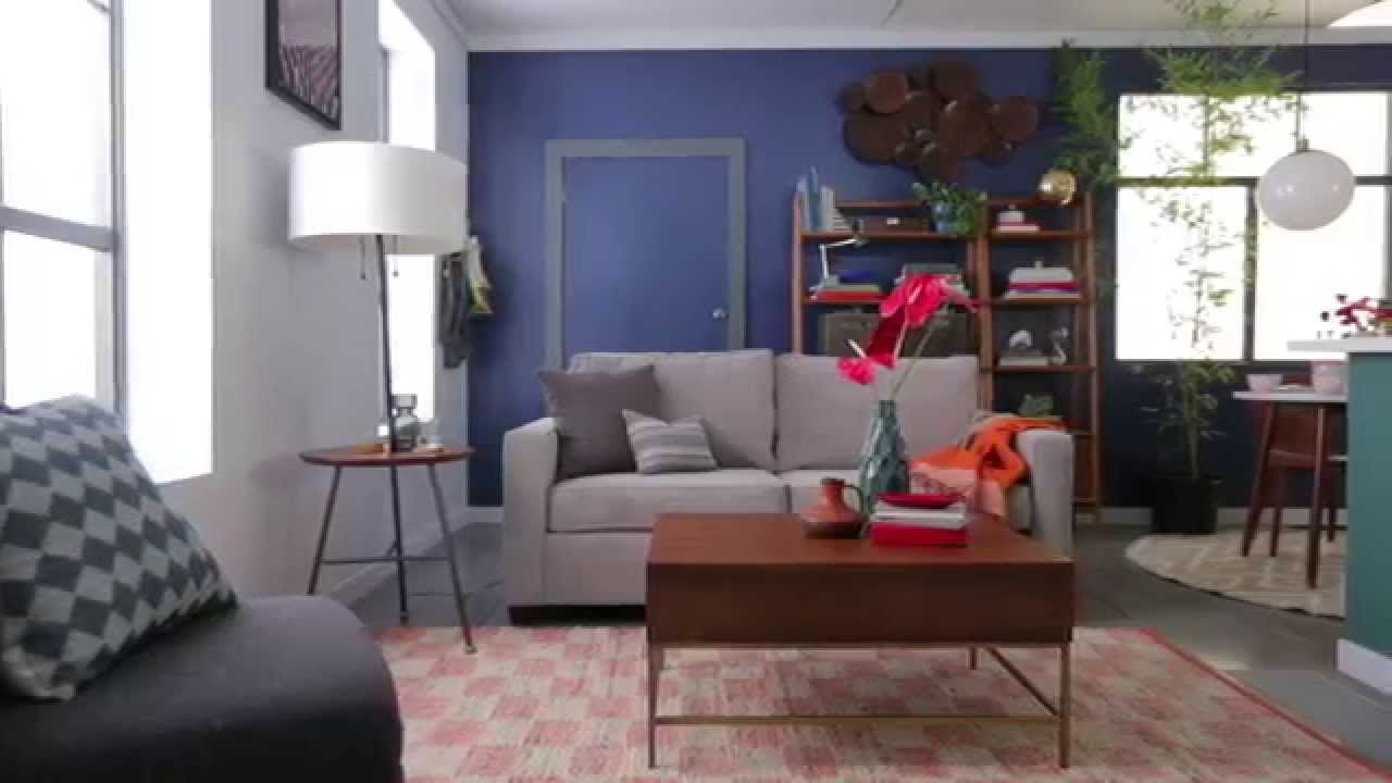 Decorating A Small Apartment | west elm | Future Home | Pinterest ...