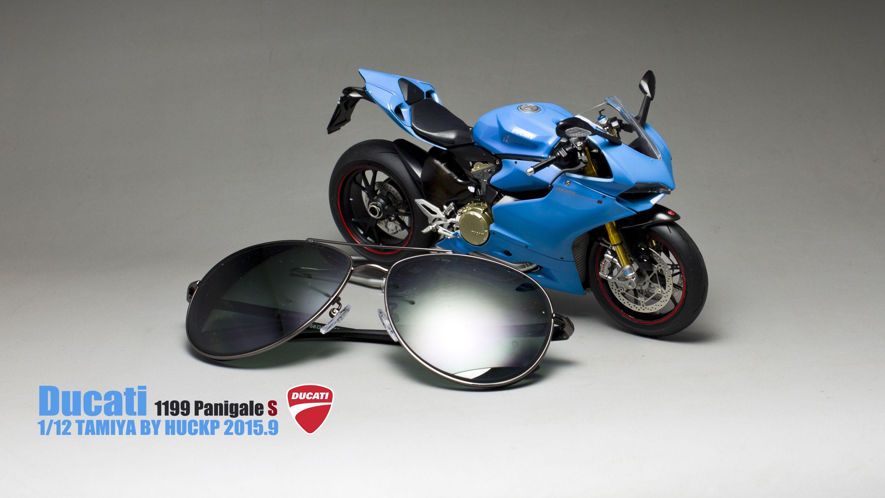 Tamiya 1 12 Ducati 1199