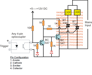 PWM Inverter Using IC TL494 | Homemade Circuit Projects