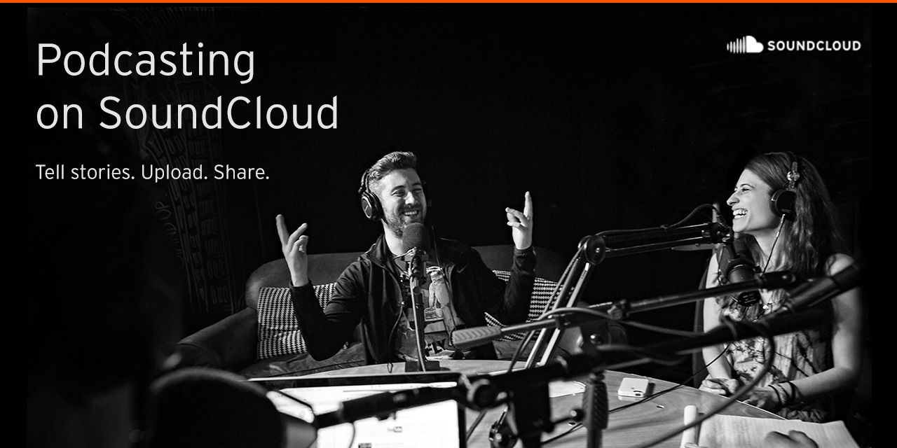 Creator Podcasting Podcasts, Soundcloud, Stories