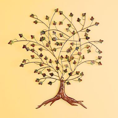 tree metal wall art - jcpenney | home decor | pinterest | metal