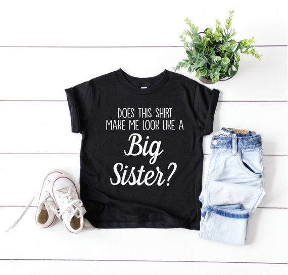 Big Sister Shirt Promoted To Big Brother Shirt Promoted To Big