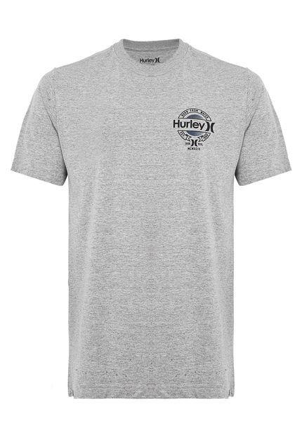d0537f682c Camiseta Hurley Trademark Cinza - Compre Agora