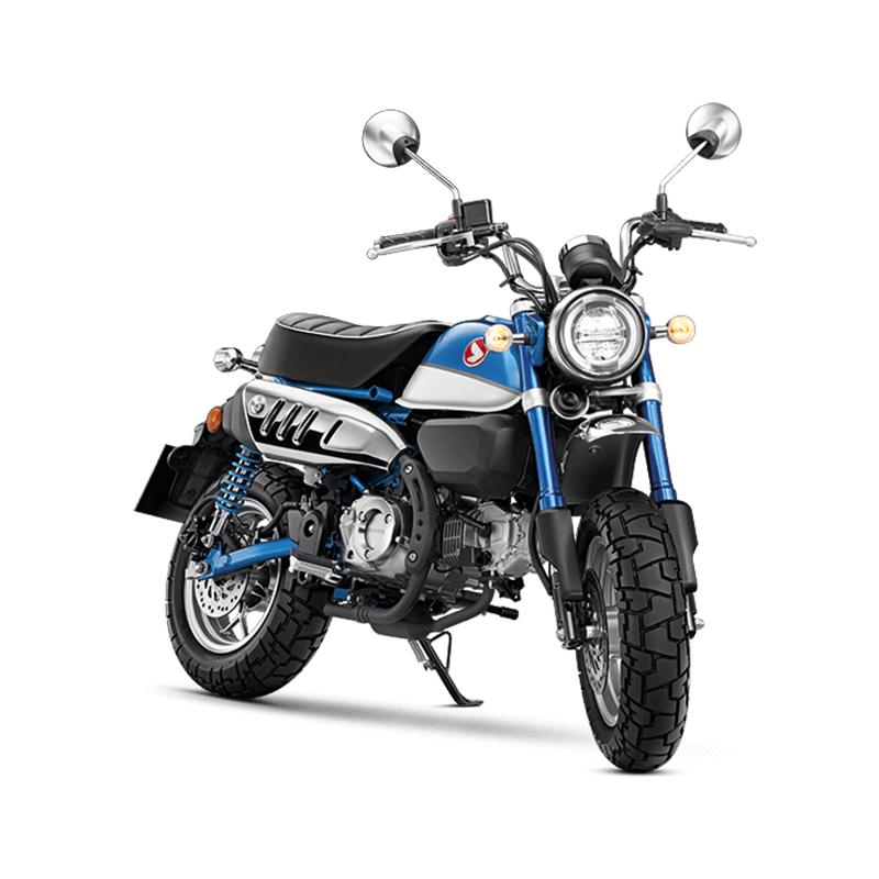 Honda Monkey 125 Abs 2018 Page 25 Adventure Rider In 2020 Honda Honda Motorcycles Motorcycle