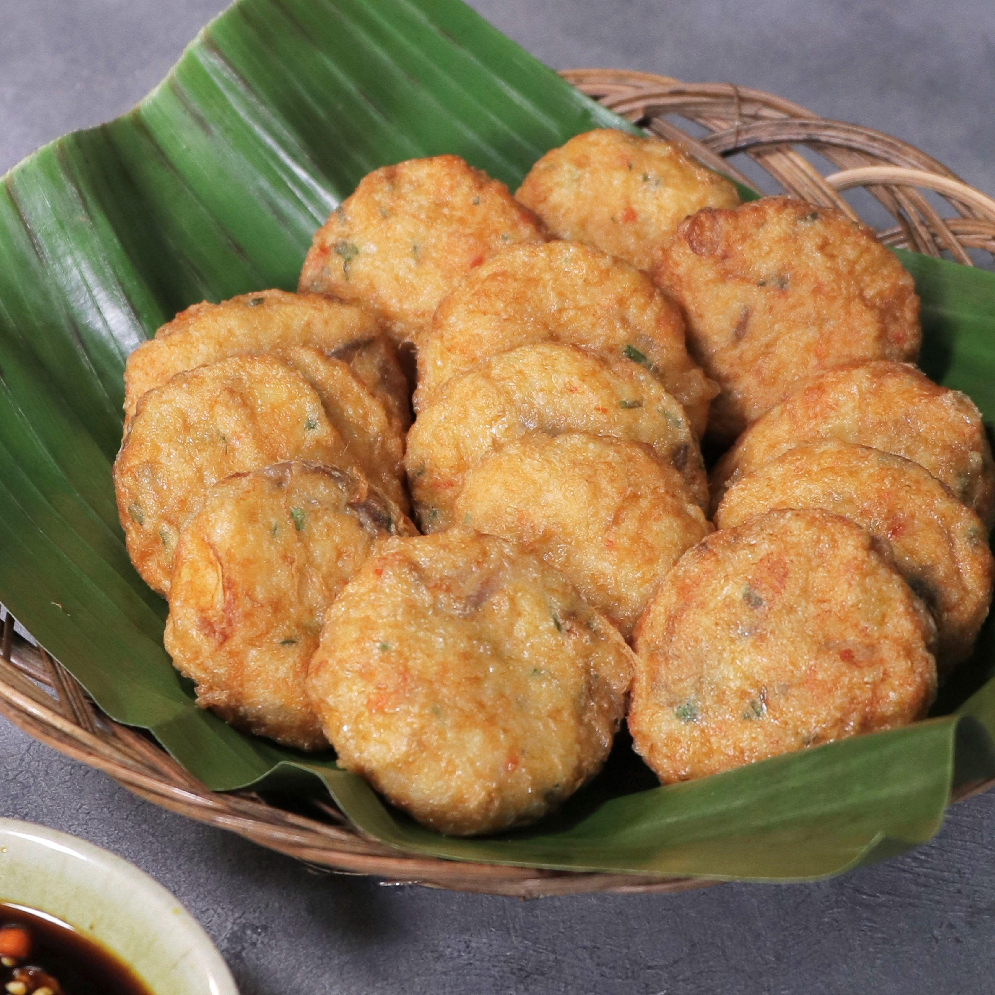 Resep Perkedel Kentang Udang Resep Makanan Kentang Resep Seafood