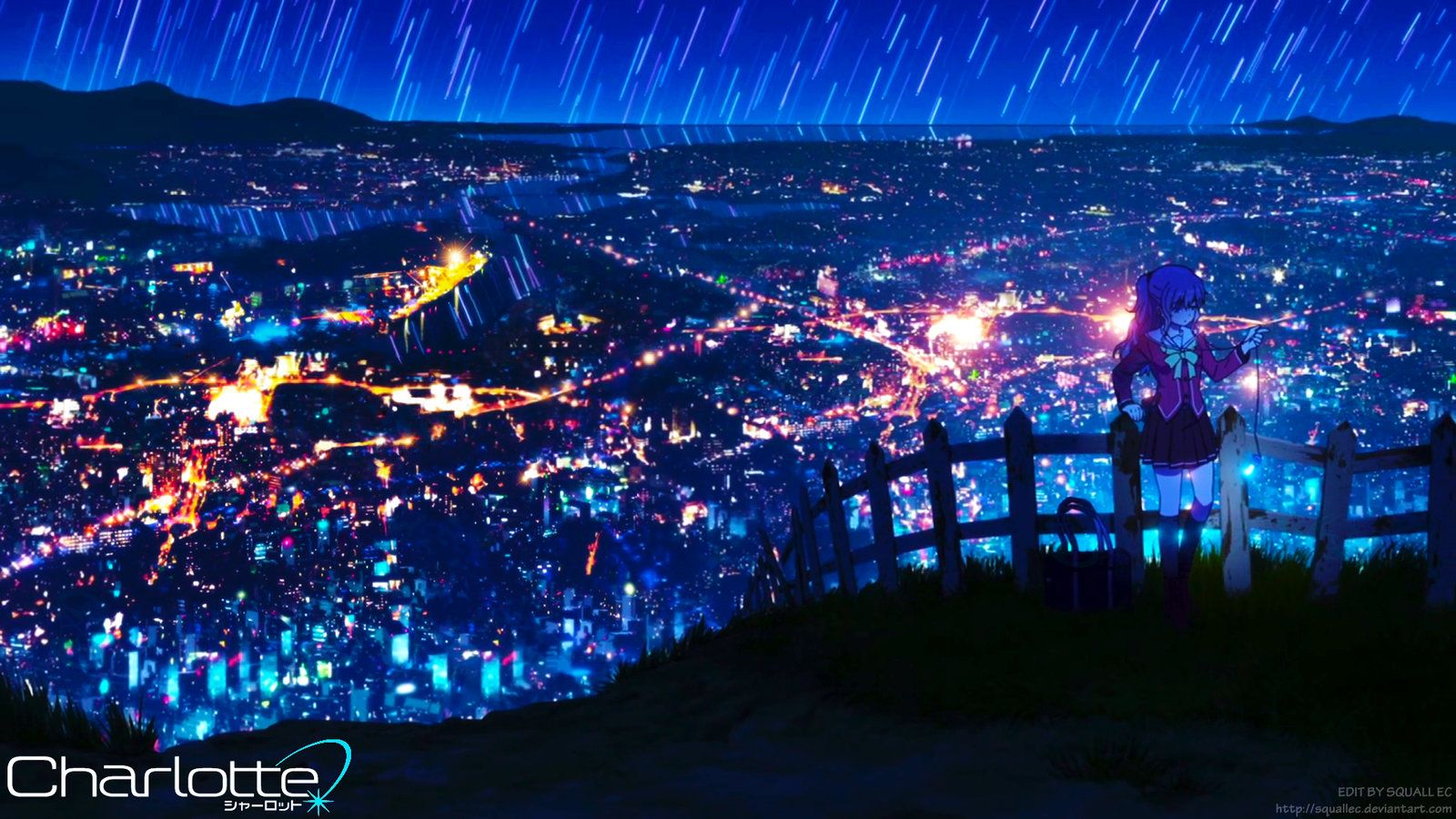 anime city backgrounds night wwwimgkidcom the image