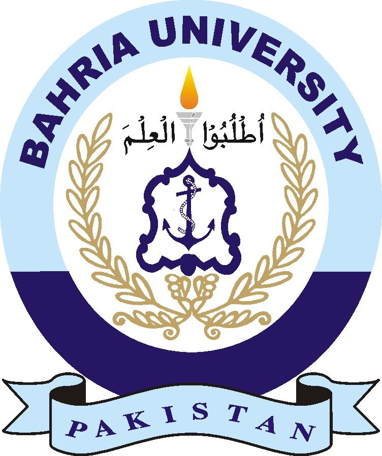 Bahria University Islamabad Logo by Dr  Eve Schinner | card in 2019