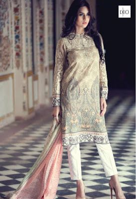 Maria B Eid Collection 2015 | Exclusive Lawn Designs For Eid