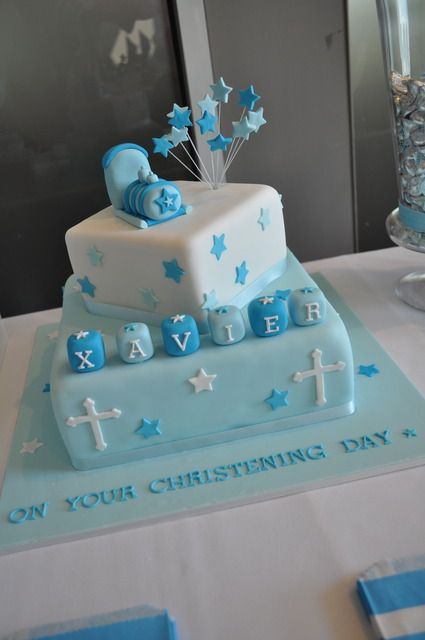 Little Blue Train Baptism Party Ideas Cool Cakes And