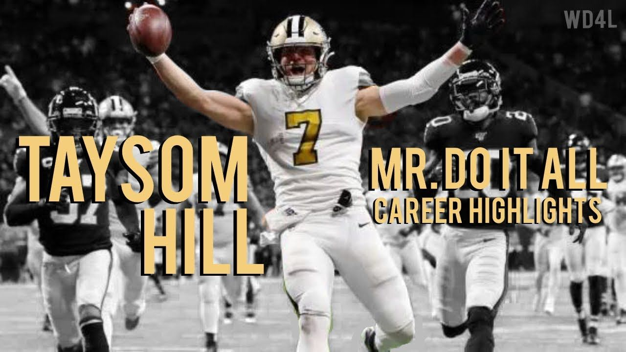 Taysom Hill Ultimate Saints Highlights Mr Do It All ᵂᴰ ᴸ In 2020 Highlights Song Oceans Mr